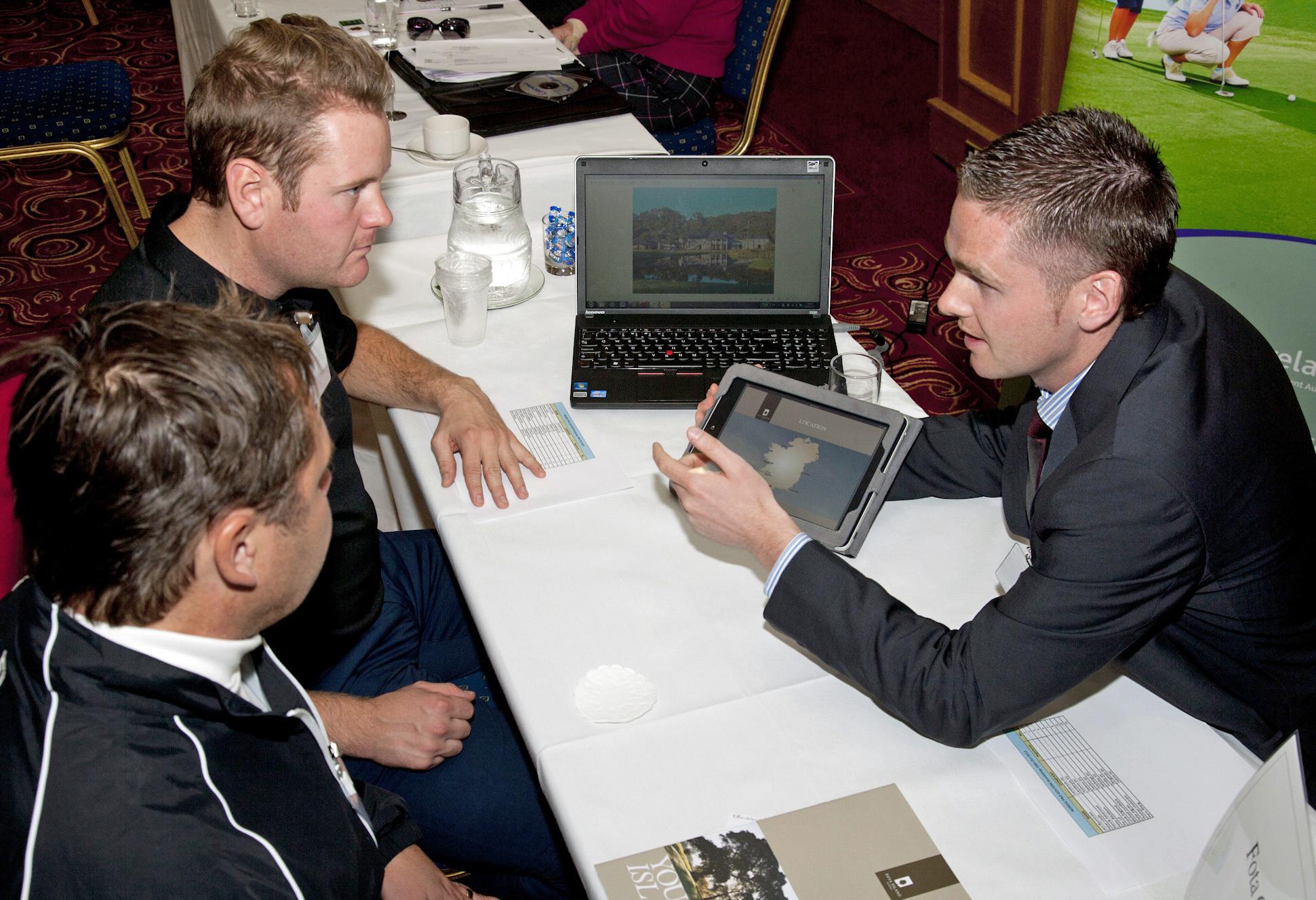 Nordic Pro Golfers 'Swing' into Cork