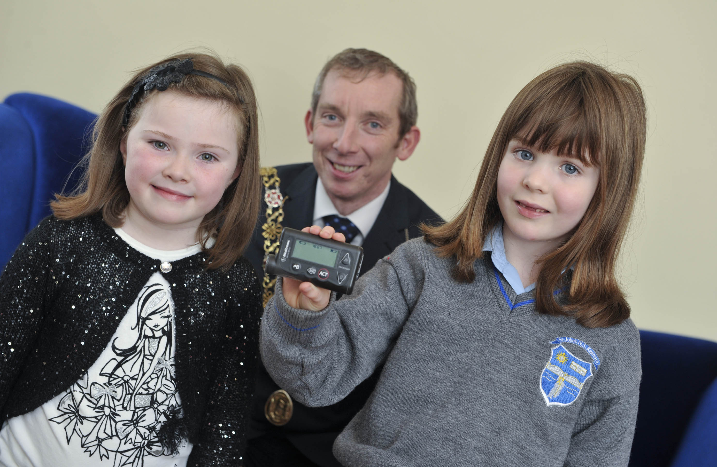 Pump School comes to children with diabetes in Cork 2