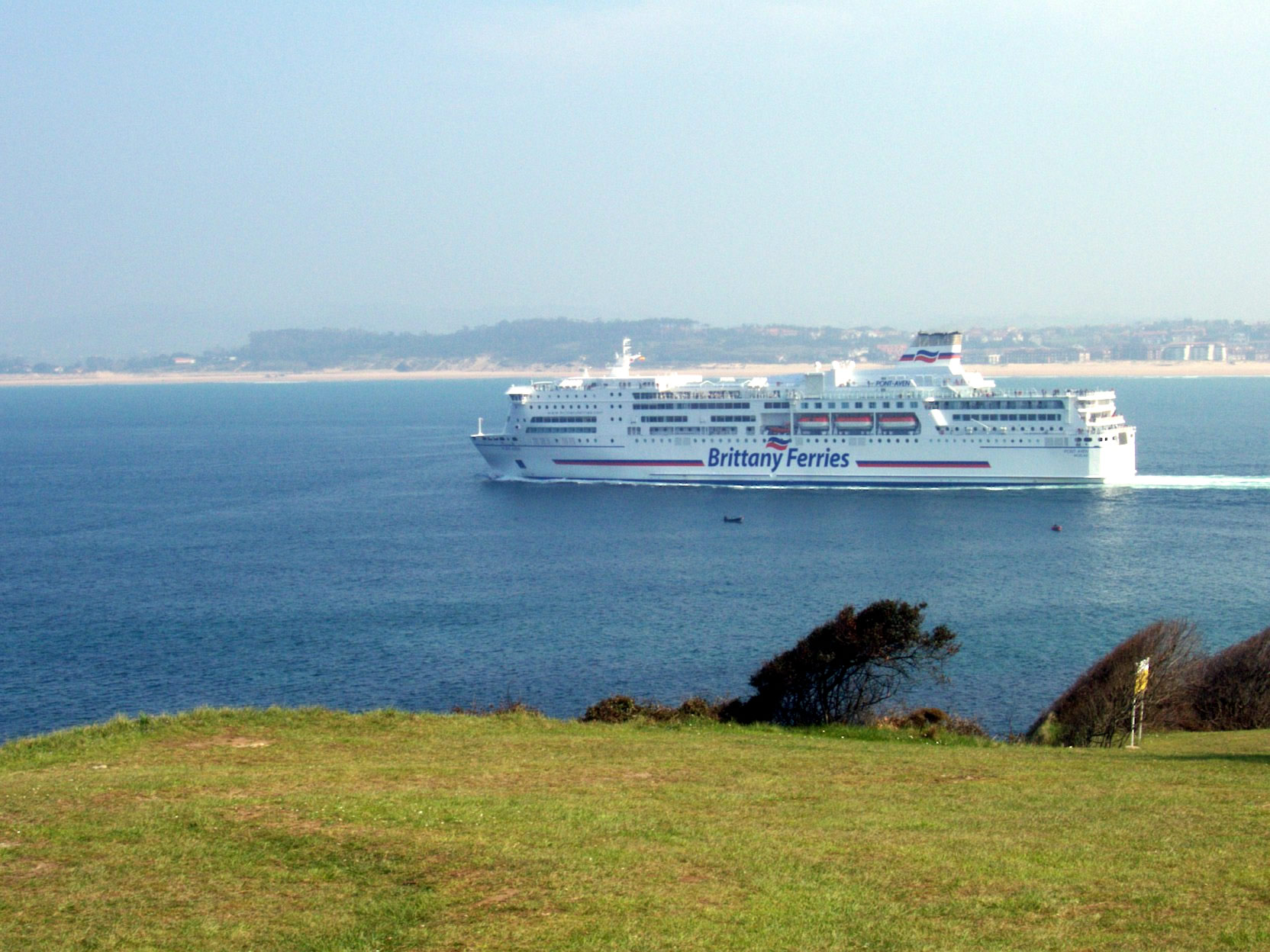 Brittany Ferries Re-Commences Sailings from Cork to Roscoff