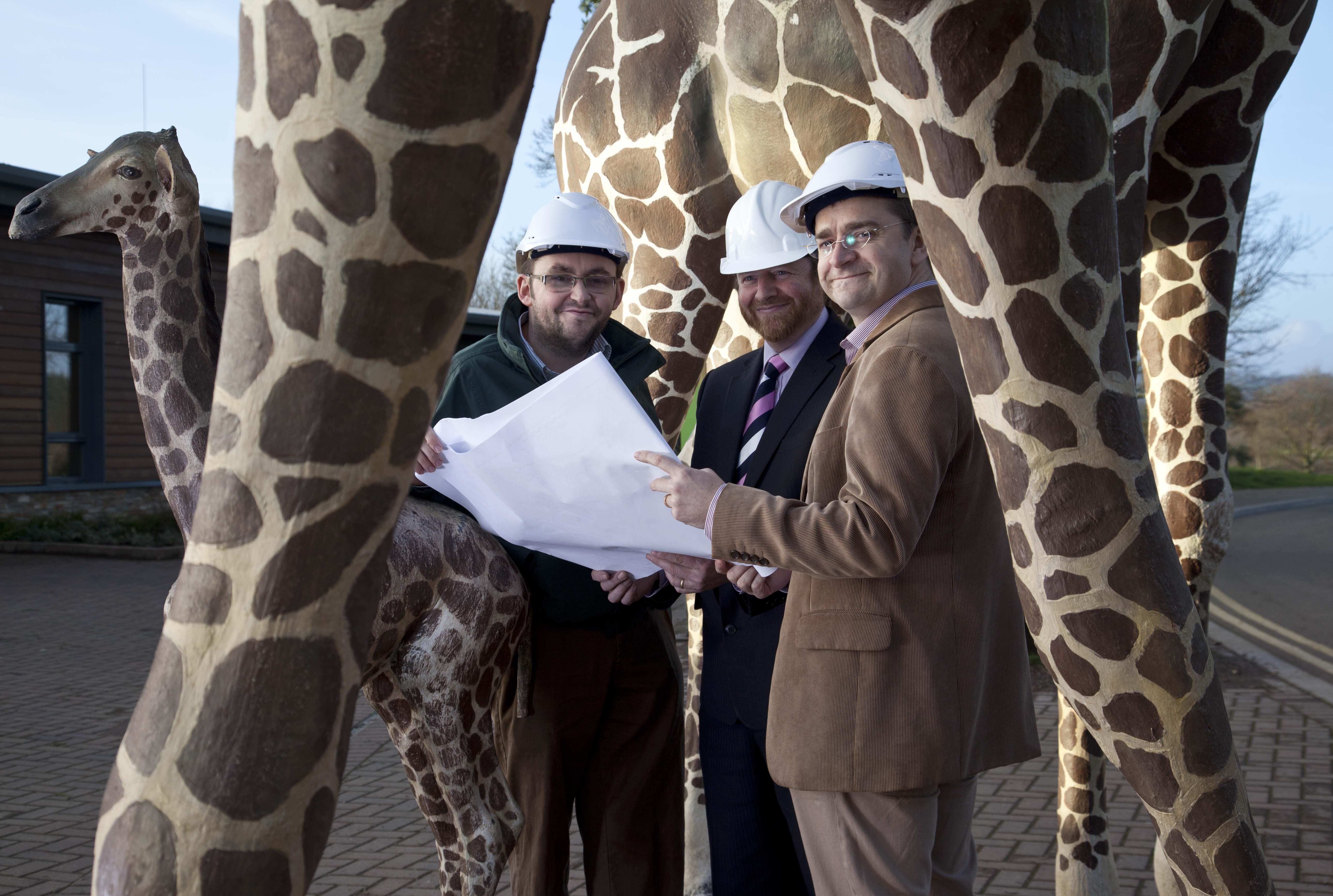 SECAD Investment Funds New Development at Fota Wildlife Park