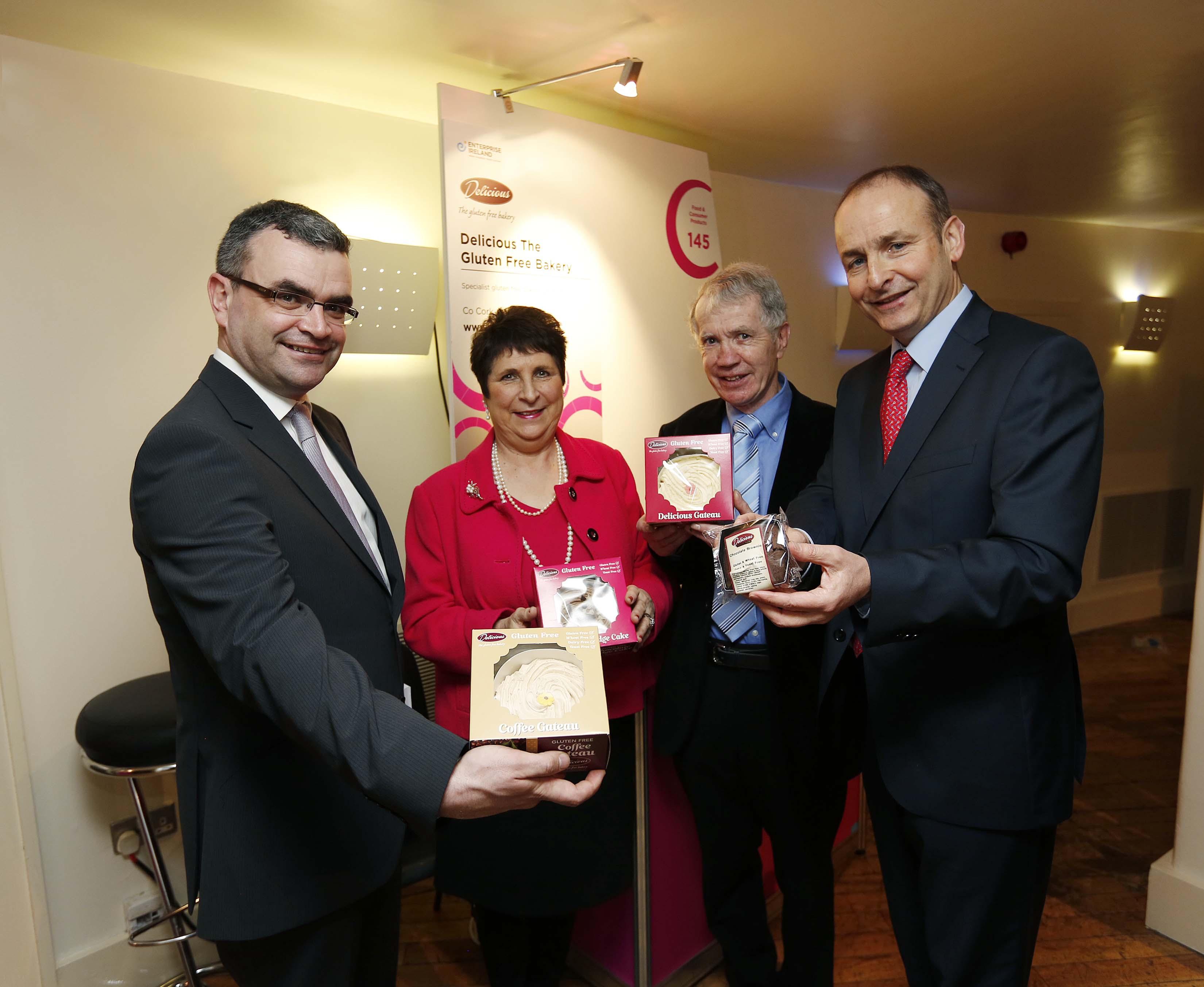 FF Leader praises ingenuity of Cork start-up