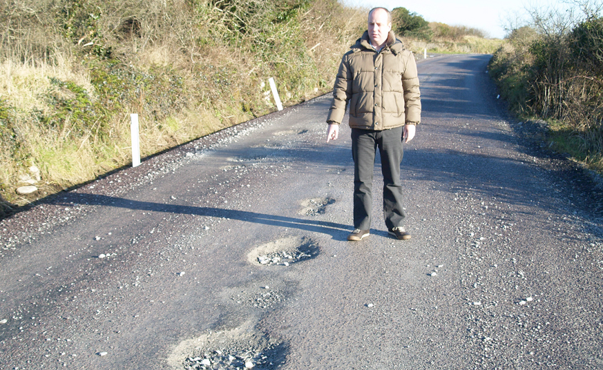 Protecting existing road network is most practical use of limited budget – Daly