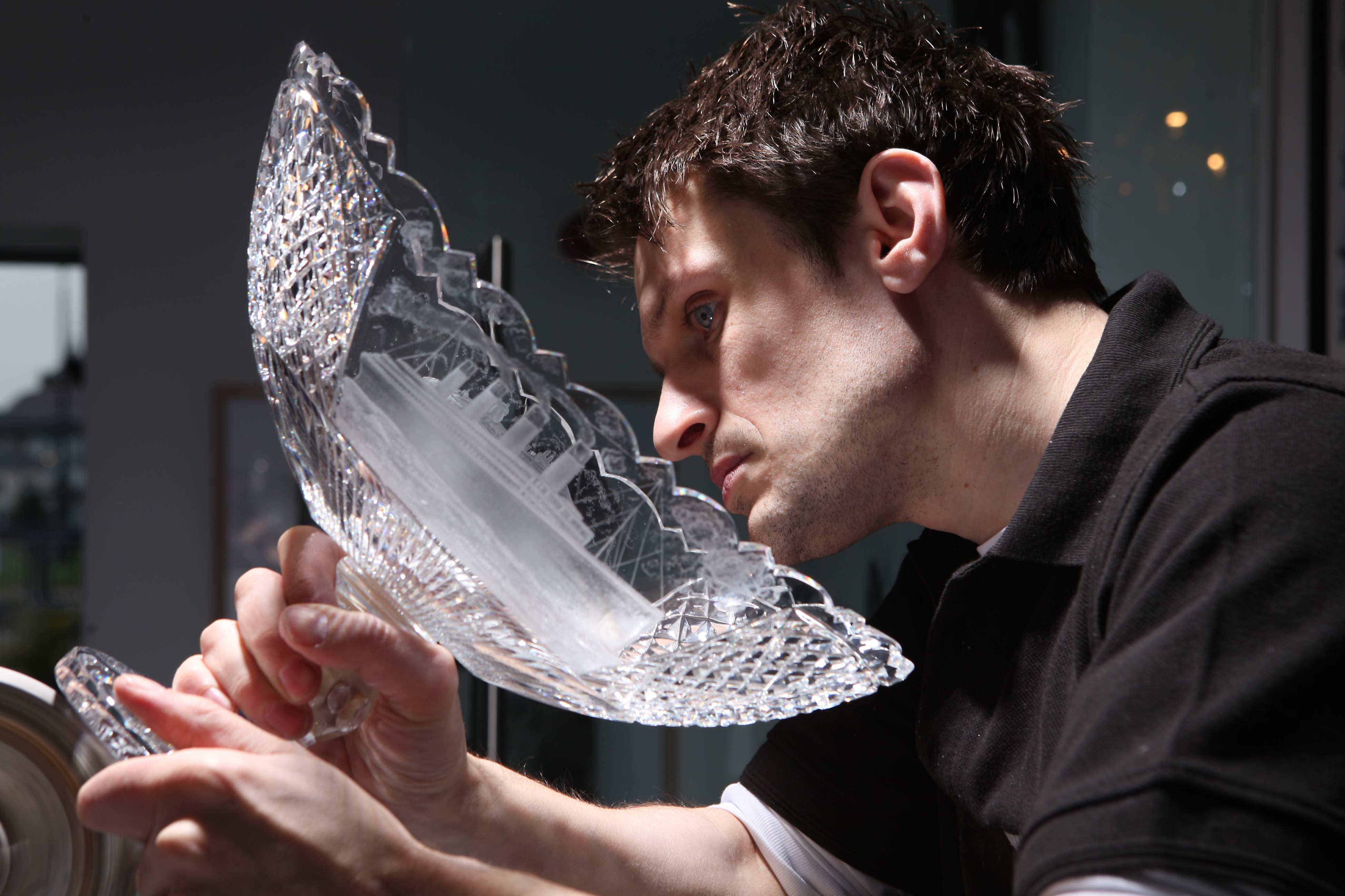 Cobh to mark Titanic's 101st Anniversary with crystal bowls