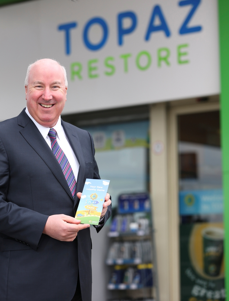Topaz to open new Motorway Service Station on Cork-Dublin M8
