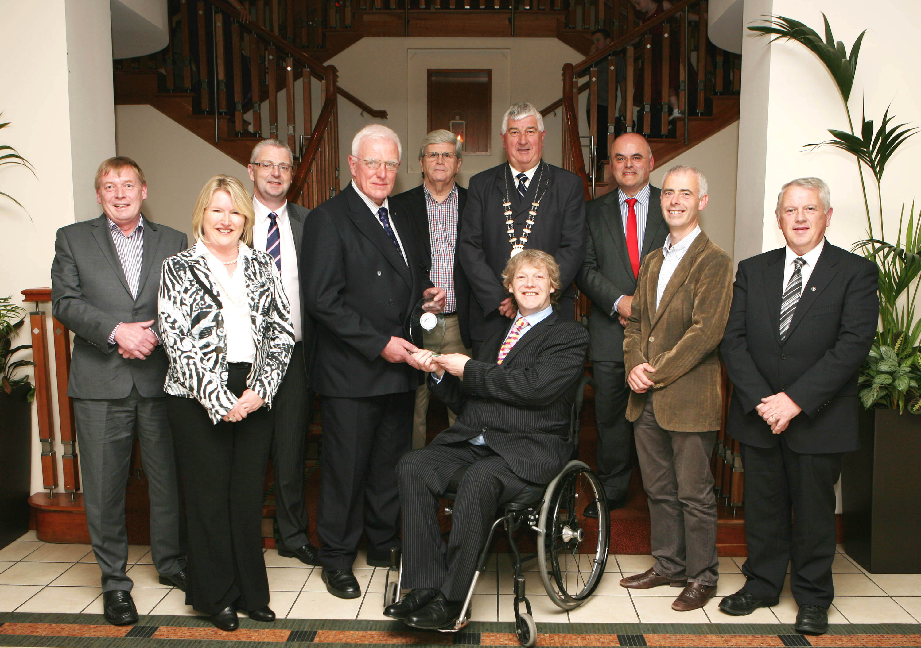 Tidy Towns Volunteer is Cork Person of the Month