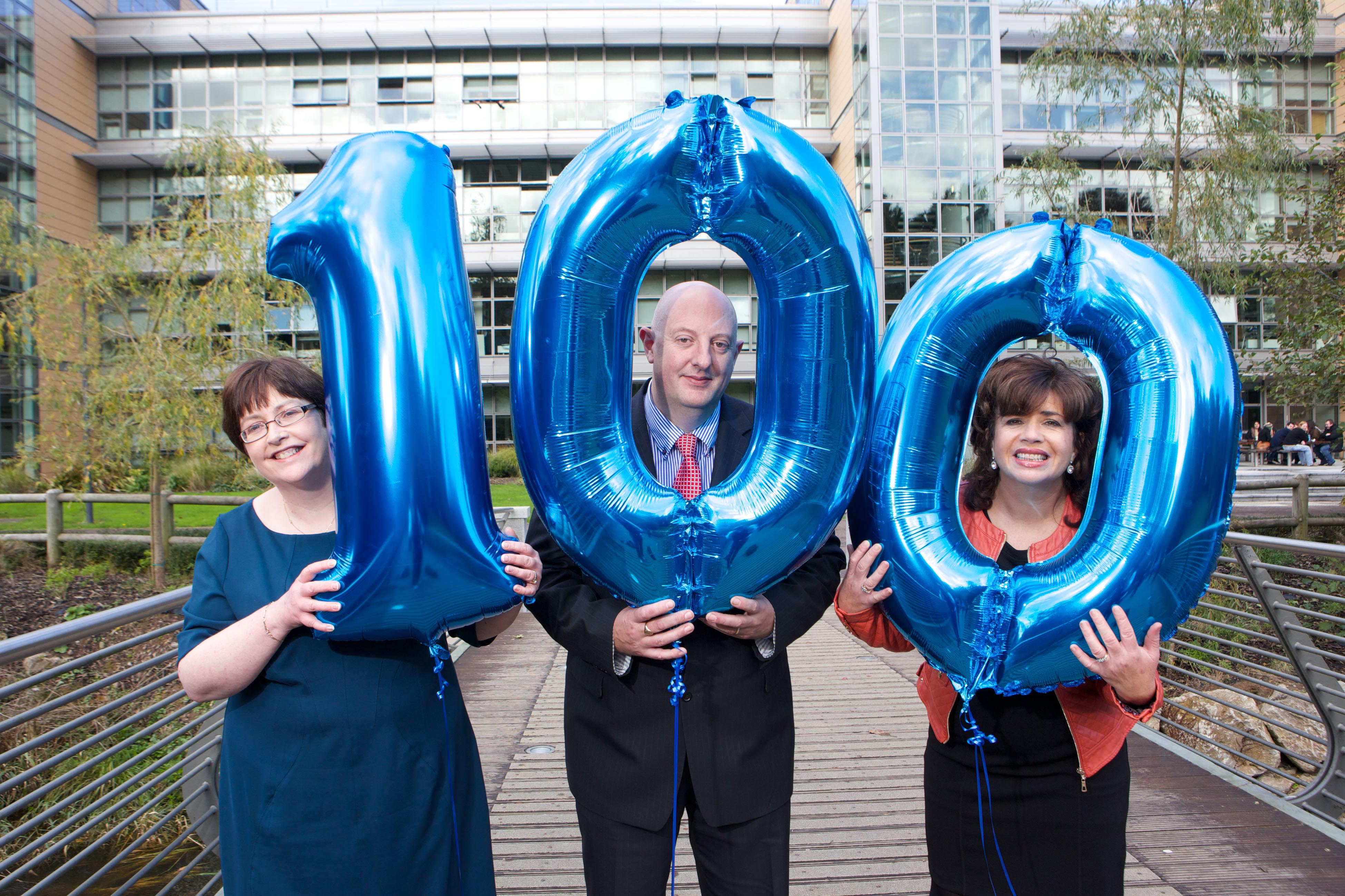 UCC startup initiative marks 100 job milestone