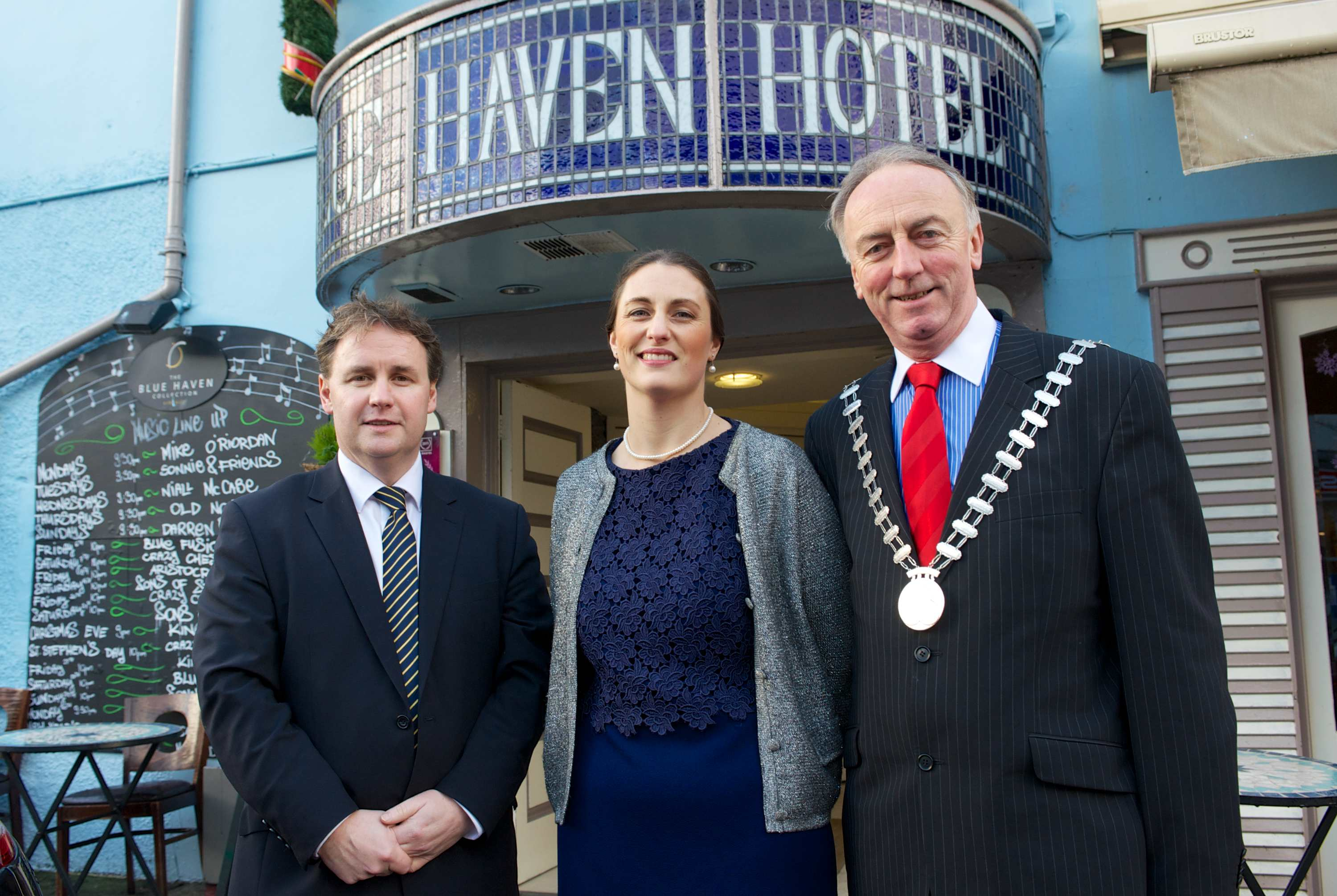 Kinsale Business Briefing with Mayors