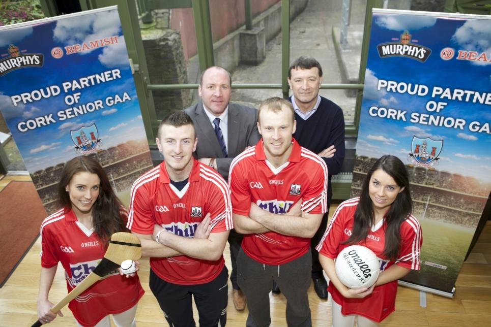 Murphys and Beamish sponsor Cork GAA