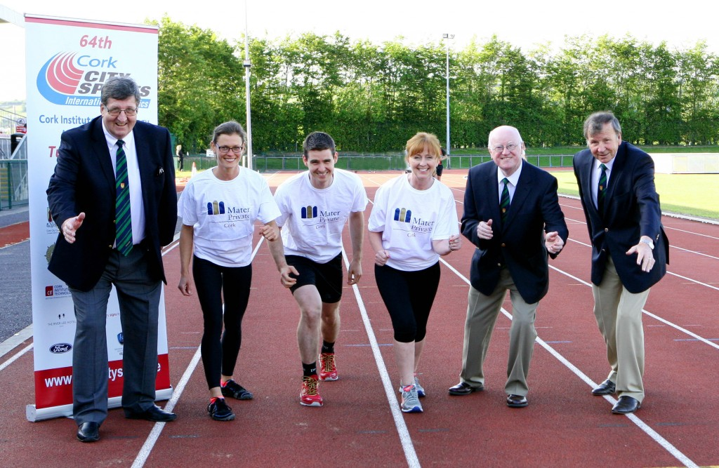 Mater Private Cork to Sponsor Men's 800m