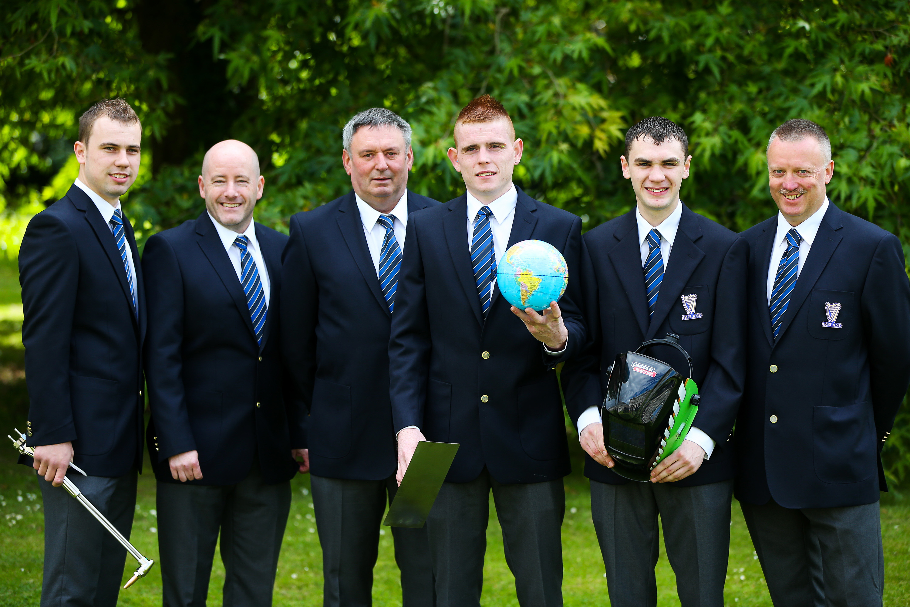 Cork Apprentices to represent Ireland at 43rd WorldSkills Competition in Brazil