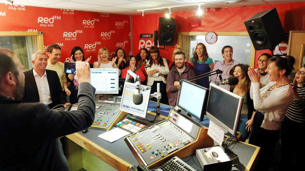 LISTEN: RedFM becomes No 1 Radio Station in Cork