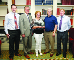 Carrigaline's Veronica is 'Cork Person of the Month'