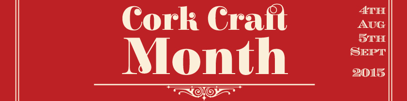 Cork Craft Month launched
