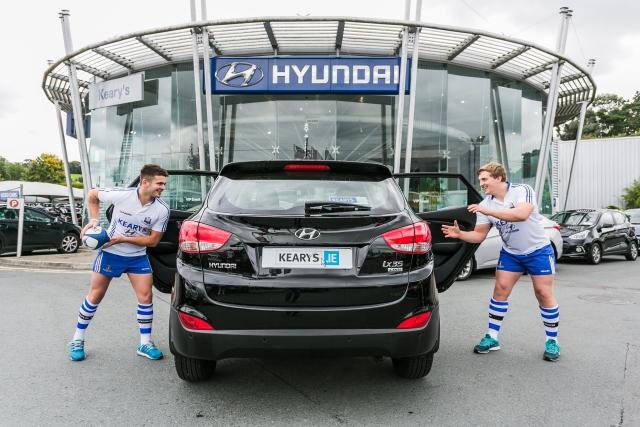 Kearys Hyundai sponsor Cork Constitution FC