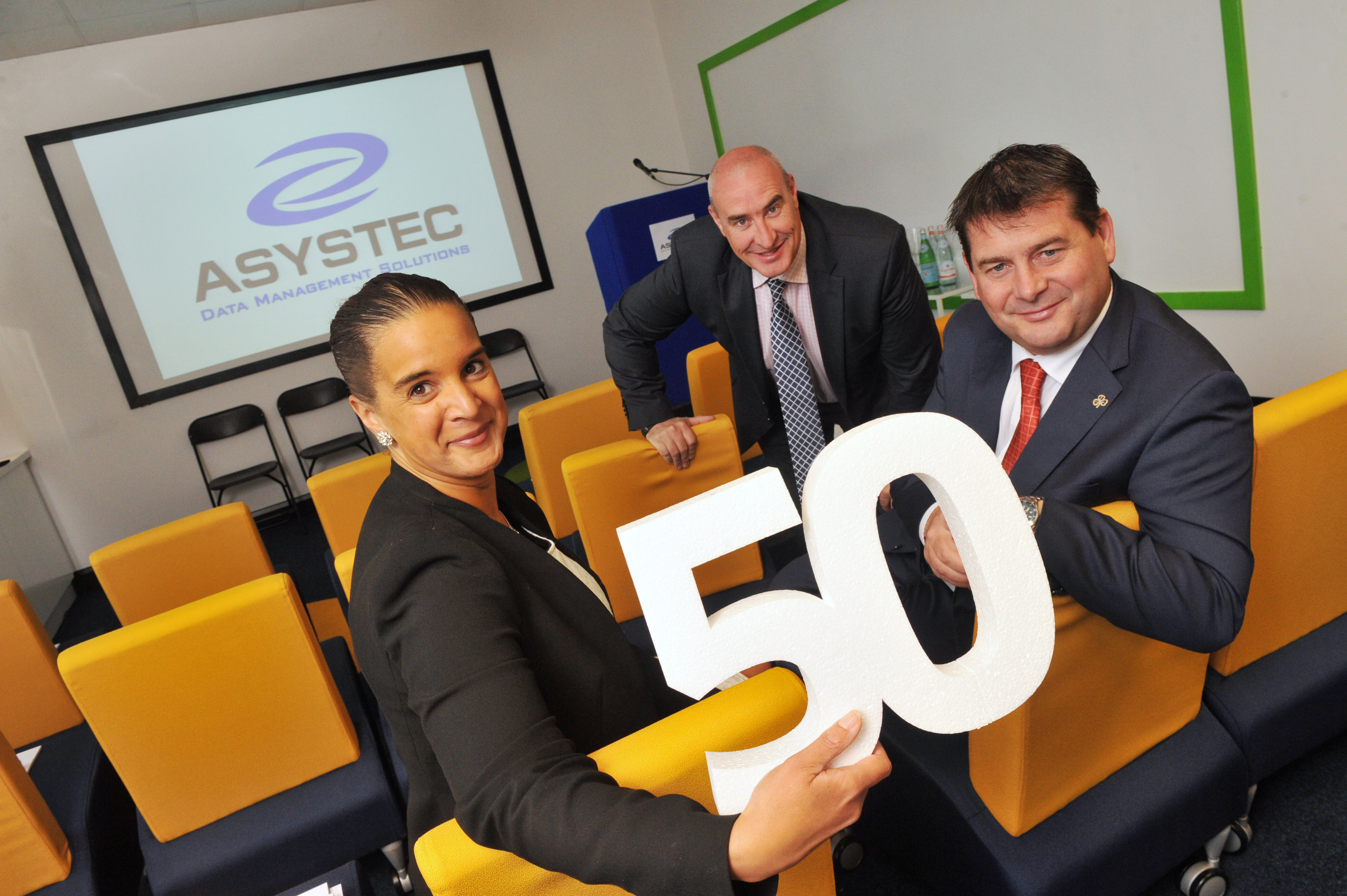 50 Tech jobs announced at Asystec Ballincollig