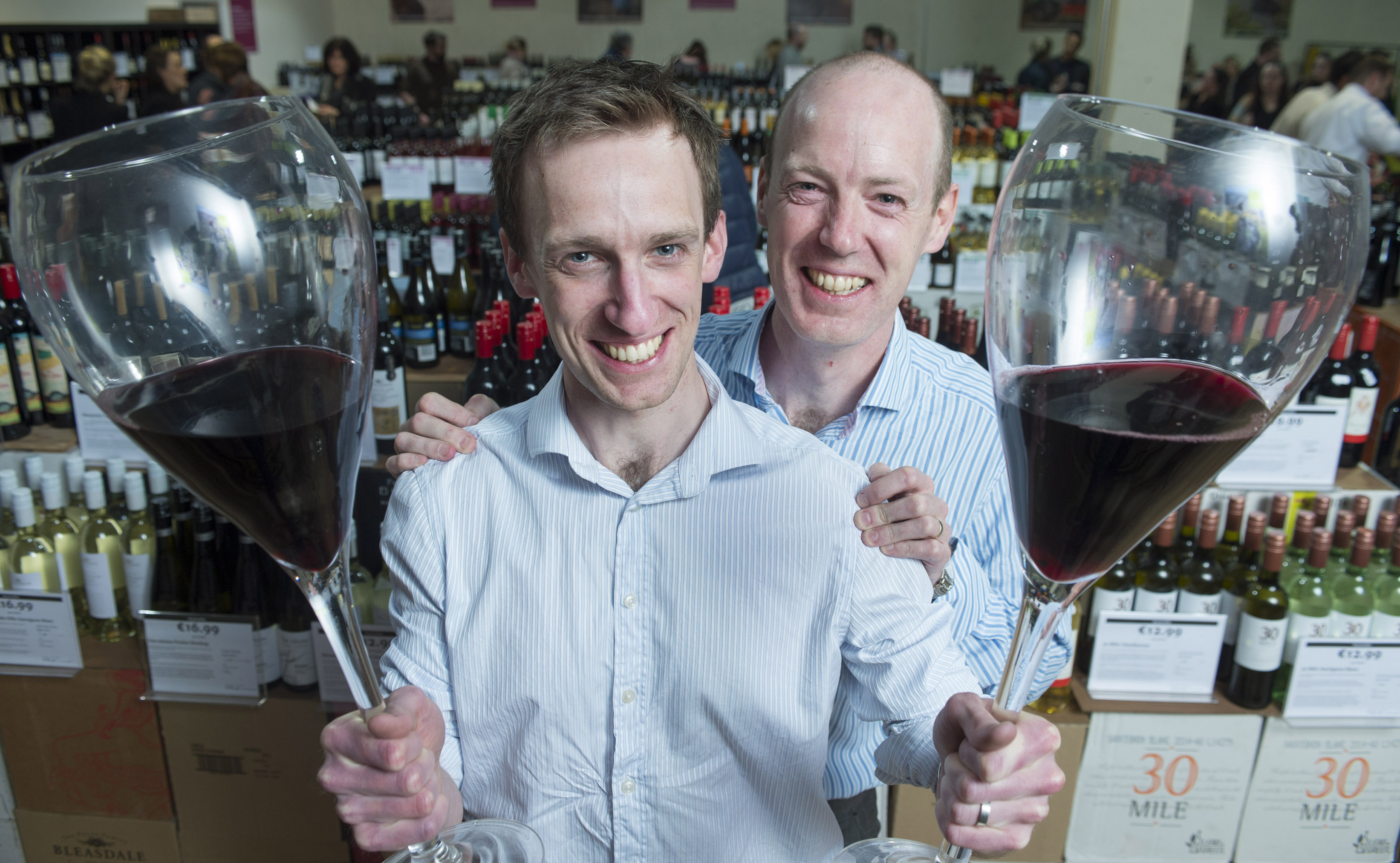 Cork wine company expands