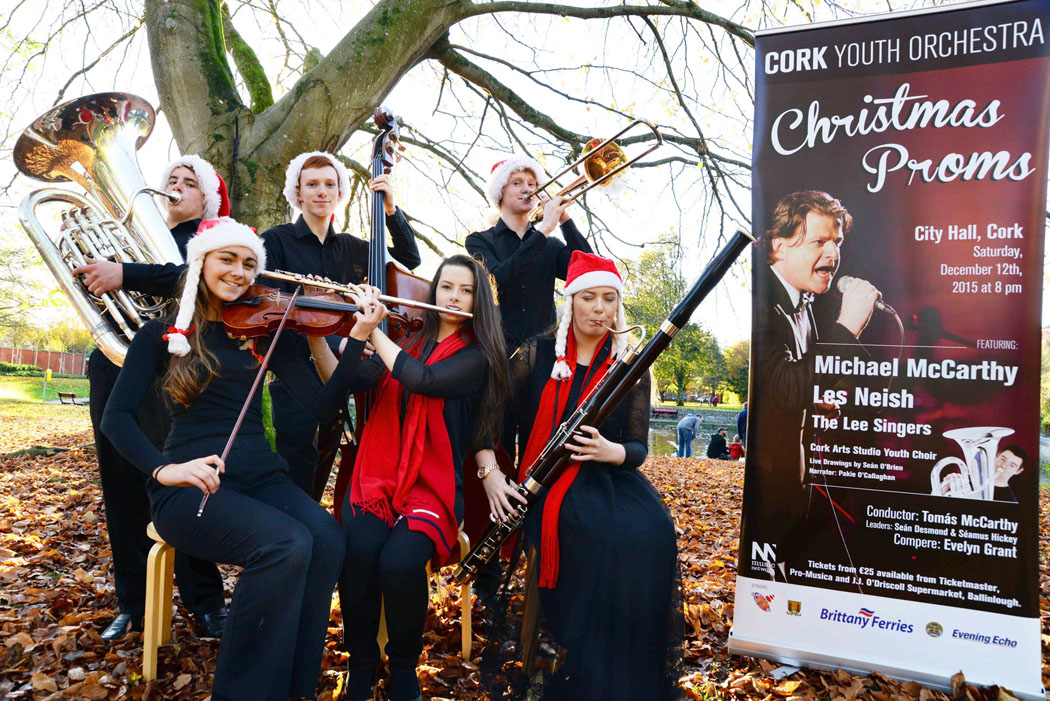 Cork Youth Orchestra Christmas Concerts