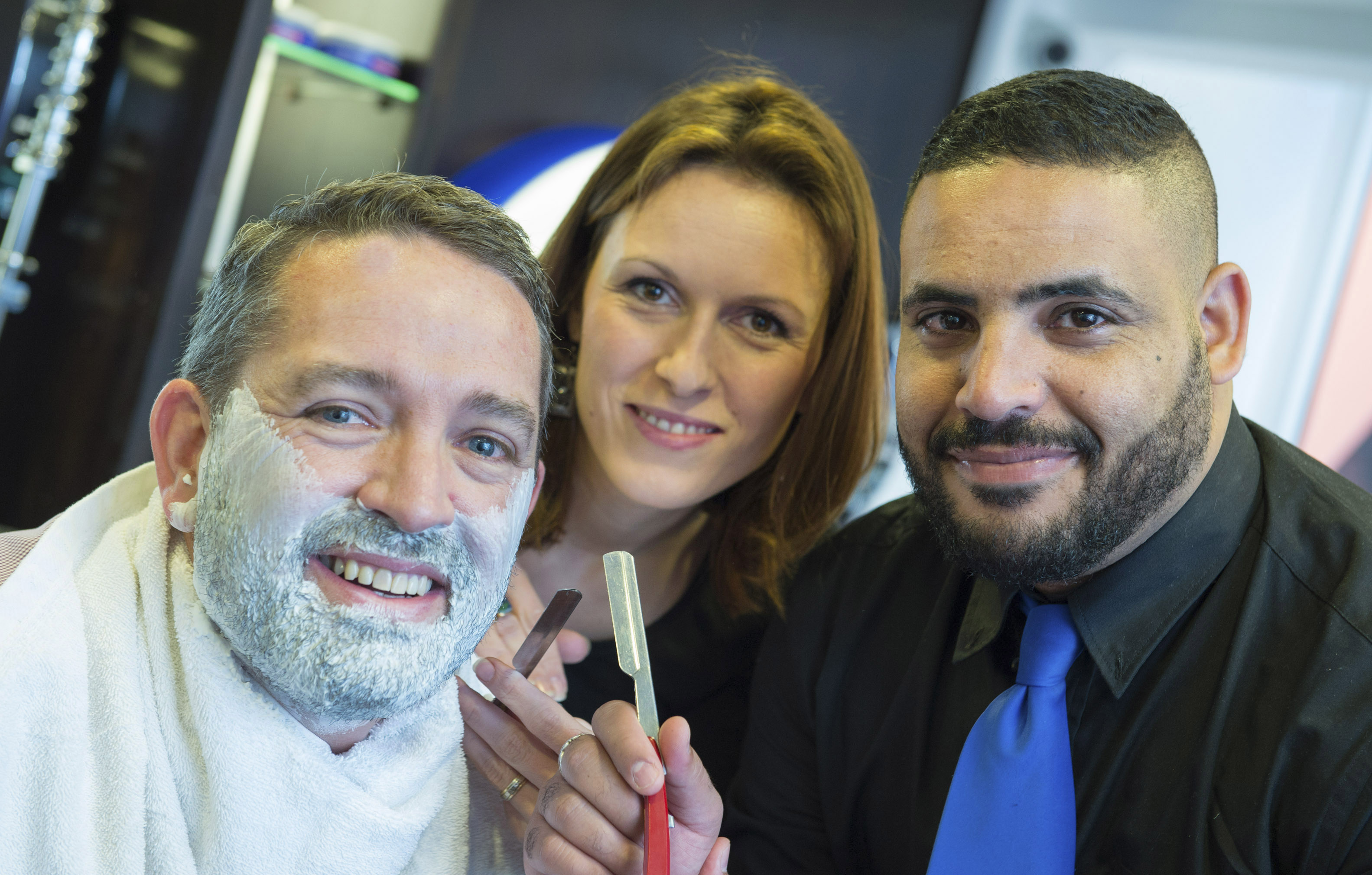 Corkmen encouraged to shave off beards to raise money for Cancer services