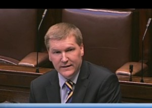 "Carrigaline TD says Banks were ""let off the hook over breaches of mortgage arrears code"""