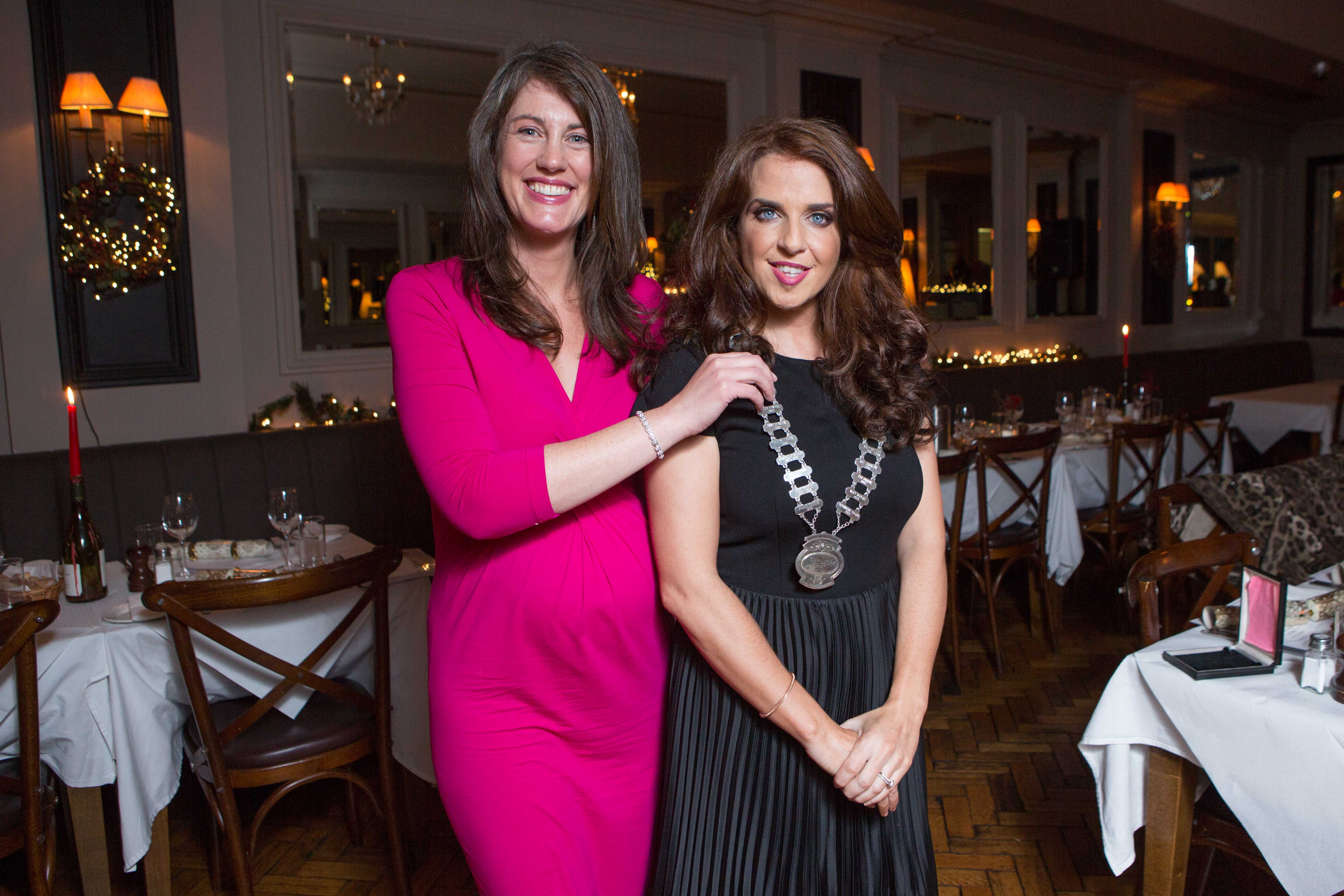 Joan Walsh elected President of Network Cork