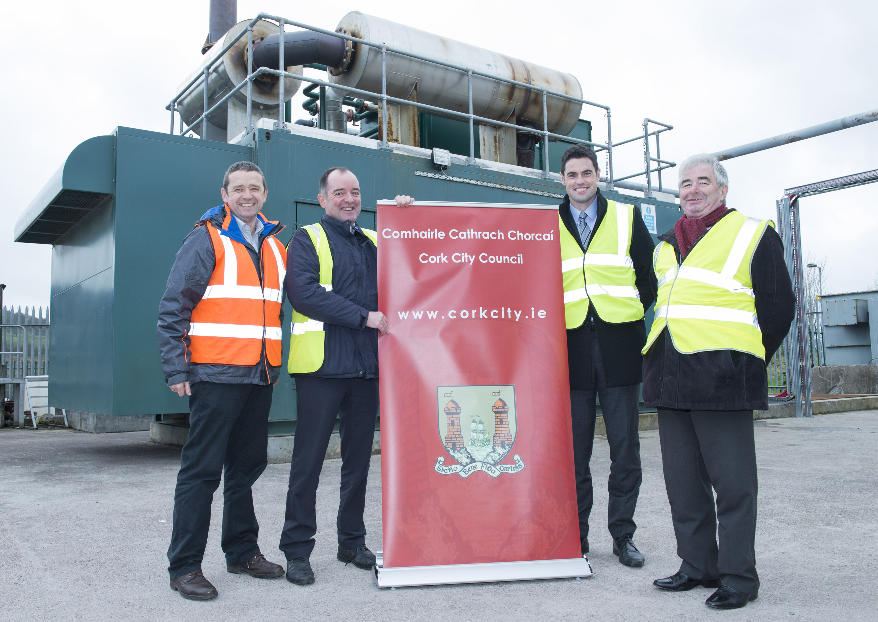 Former Cork dump is now generating Electricity