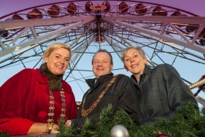 Come to Cork City Centre for Christmas Shopping, and atmosphere