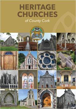 'Heritage Churches of County Cork' Book launched in County Hall this morning