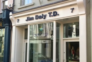 West Cork Fine Gael TD Jim Daly questions direction of opposition Fianna Fail party