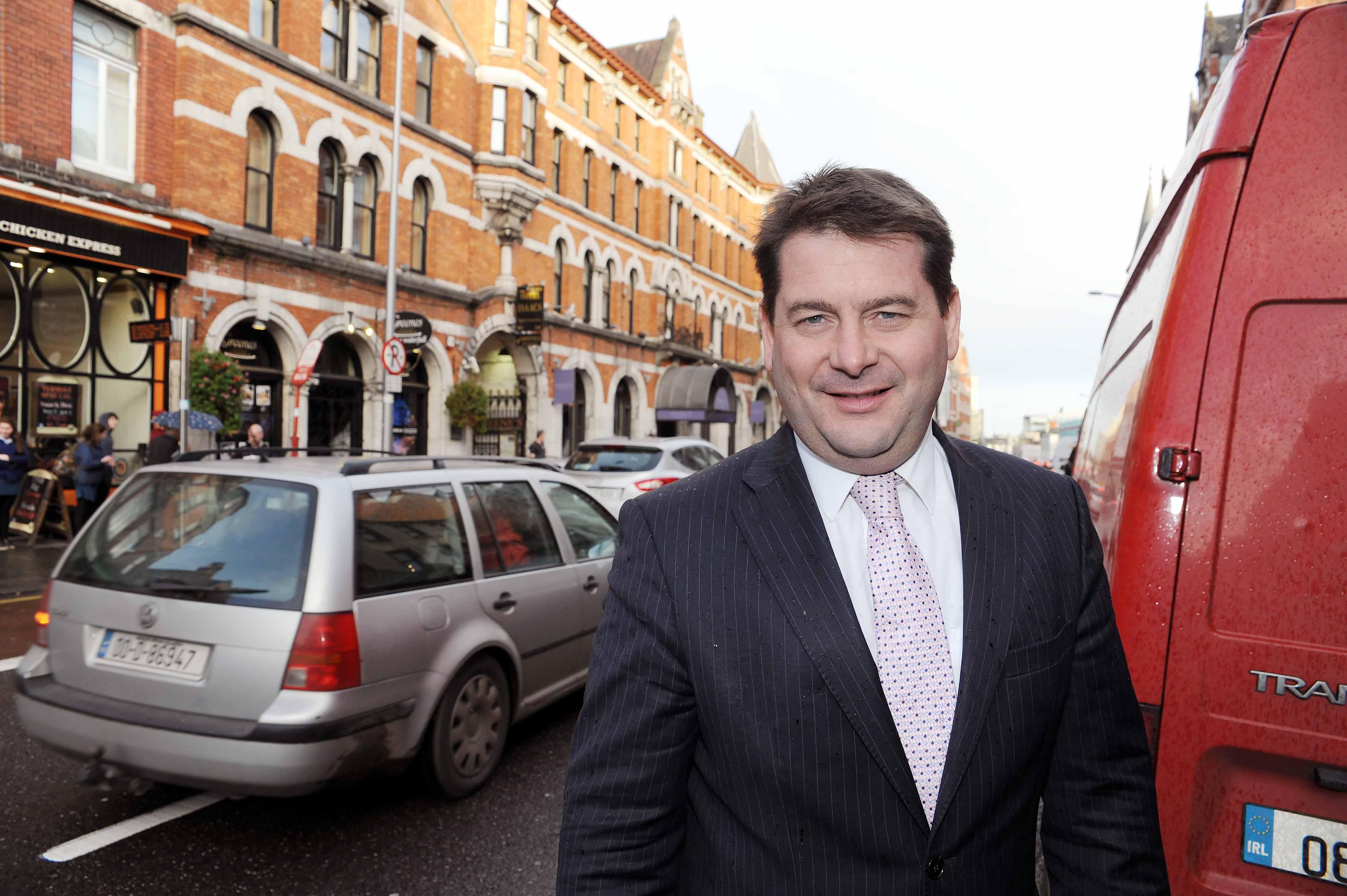 CORK POLITICS: Dara Murphy becomes EPP Campaign Director for 2019 European elections
