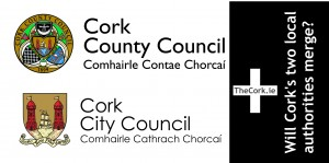 Gerry Adams is AGAINST the merger of Cork City and County Councils