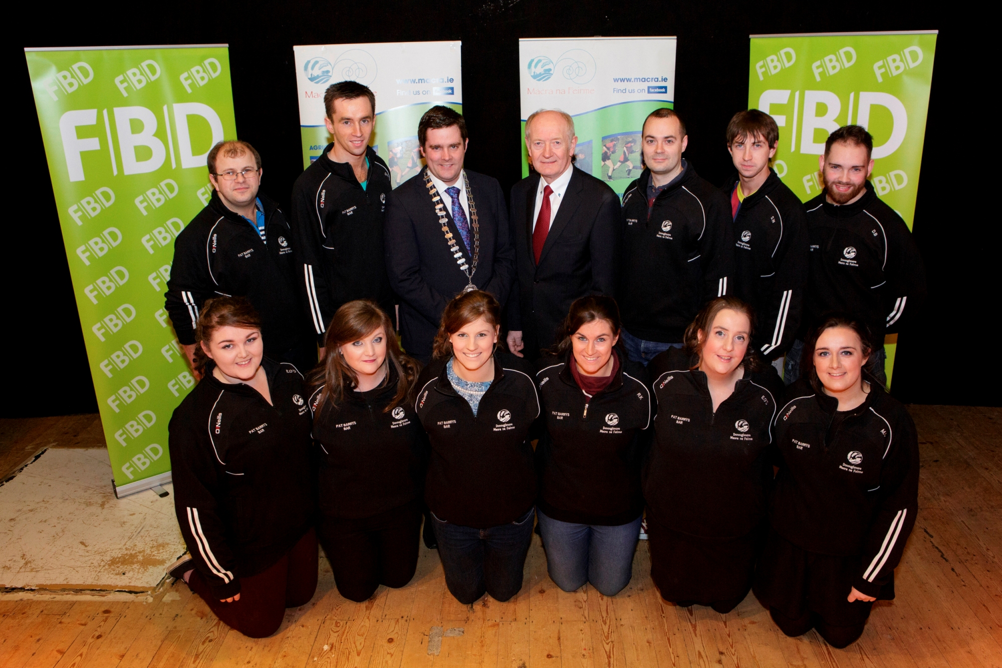 Macra's FBD Capers Title Stays in Cork