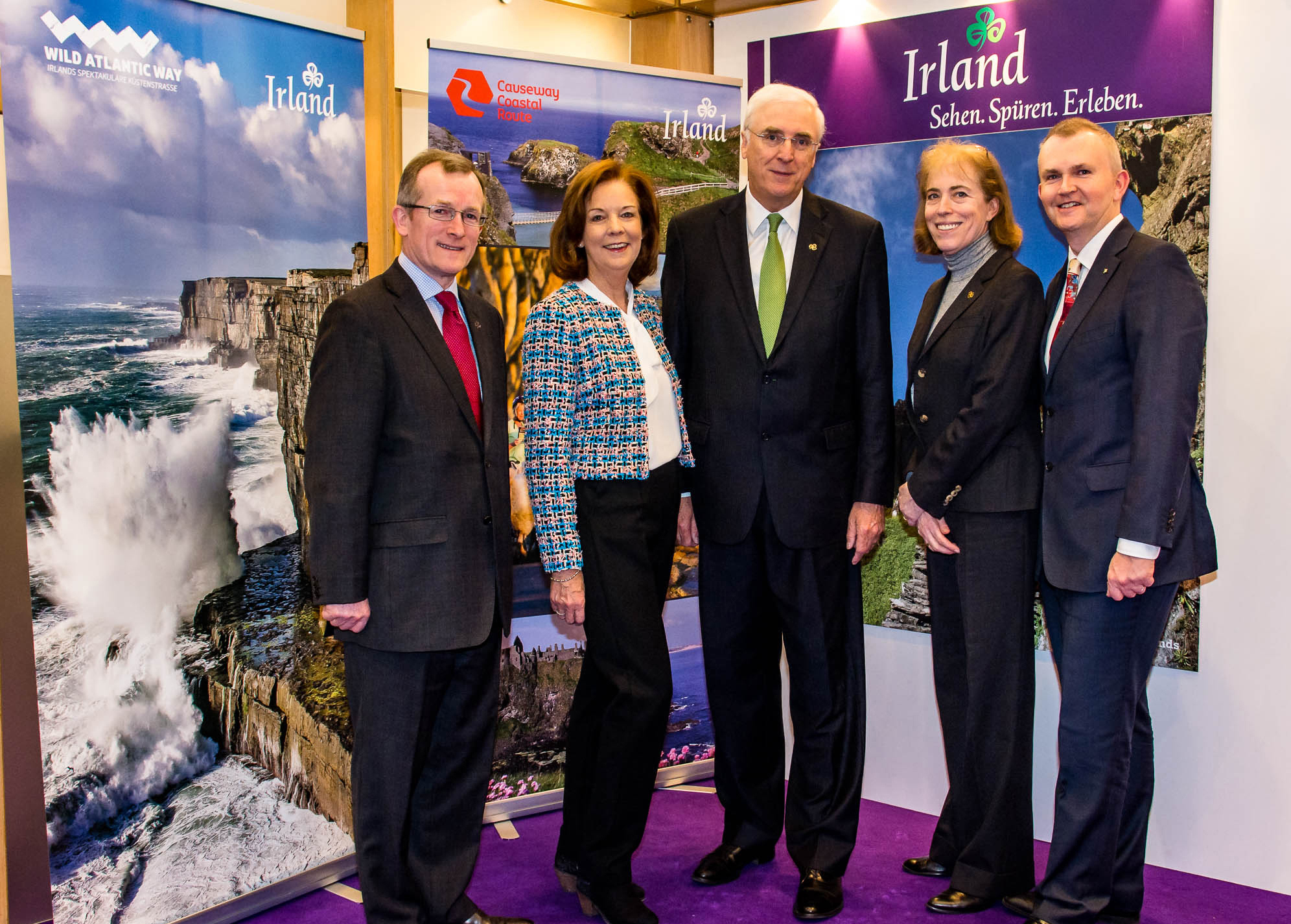 Cork Airport attends world's largest travel fair in Berlin
