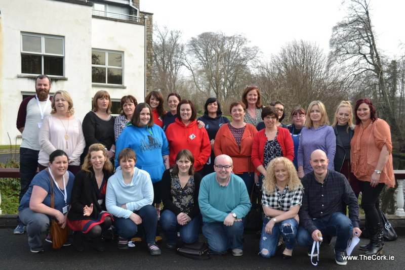 Cork represented at 46th National Volunteers Conference of Foróige