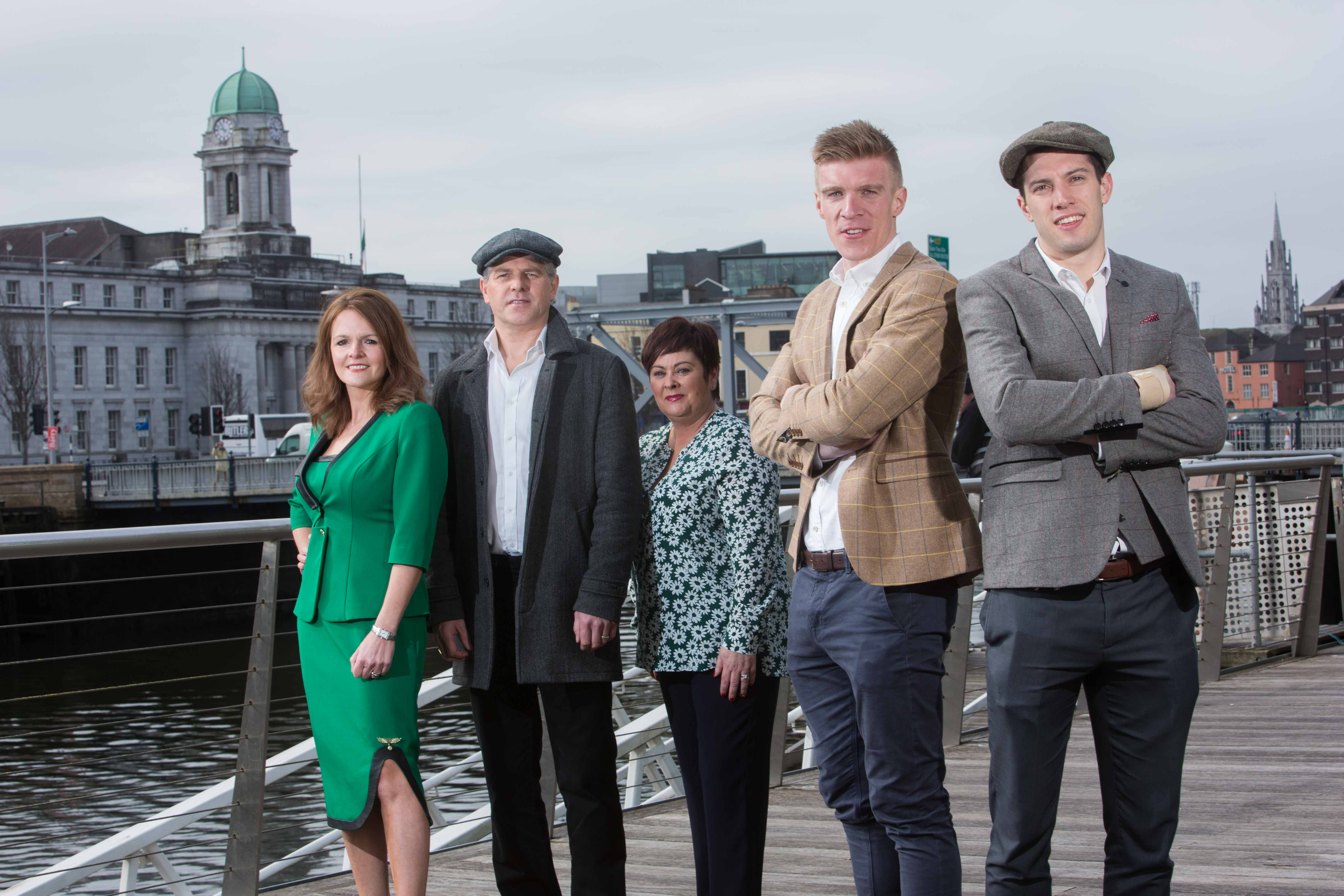 '#1916 Fashions' will feature at a Cork Charity Fashion Show #EasterRising