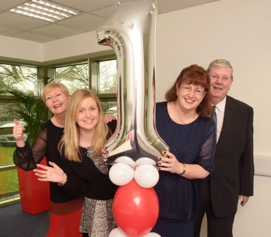 Cork PR firm 'AM O'Sullivan PR Ltd' celebrates first year in business