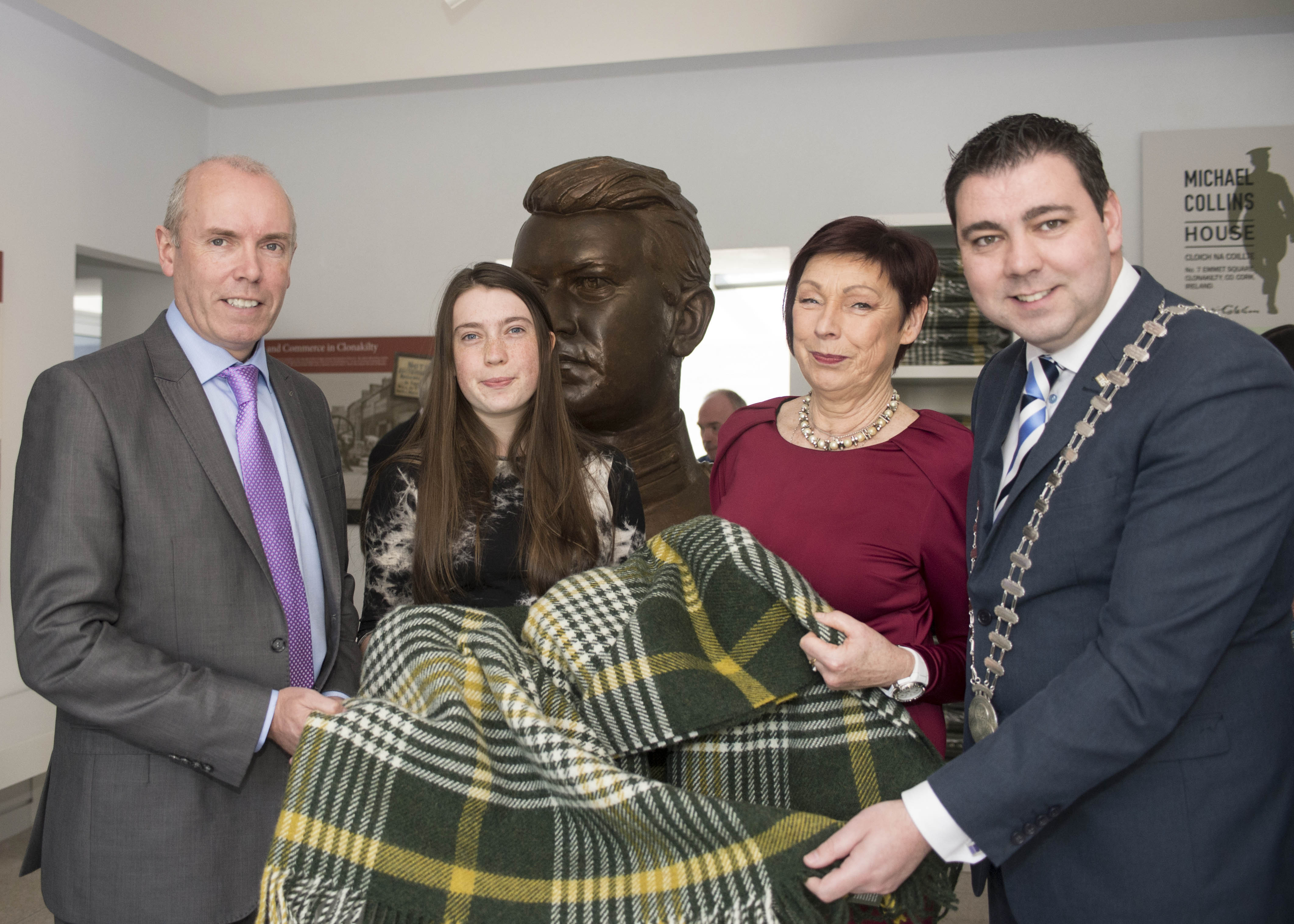 'Michael Collins House' Museum opens in Clonakilty, West Cork