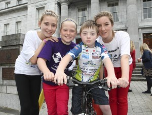 """Down Syndrome Ireland Munster branches """"Share the Journey"""" with Tour de Munster 2016"""