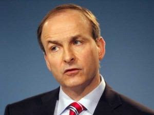 Cork TD Micheál Martin makes speech in Dail on Brexit