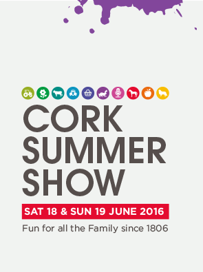 New attraction of 'Pet Dog Show' added to Cork Summer Show programme