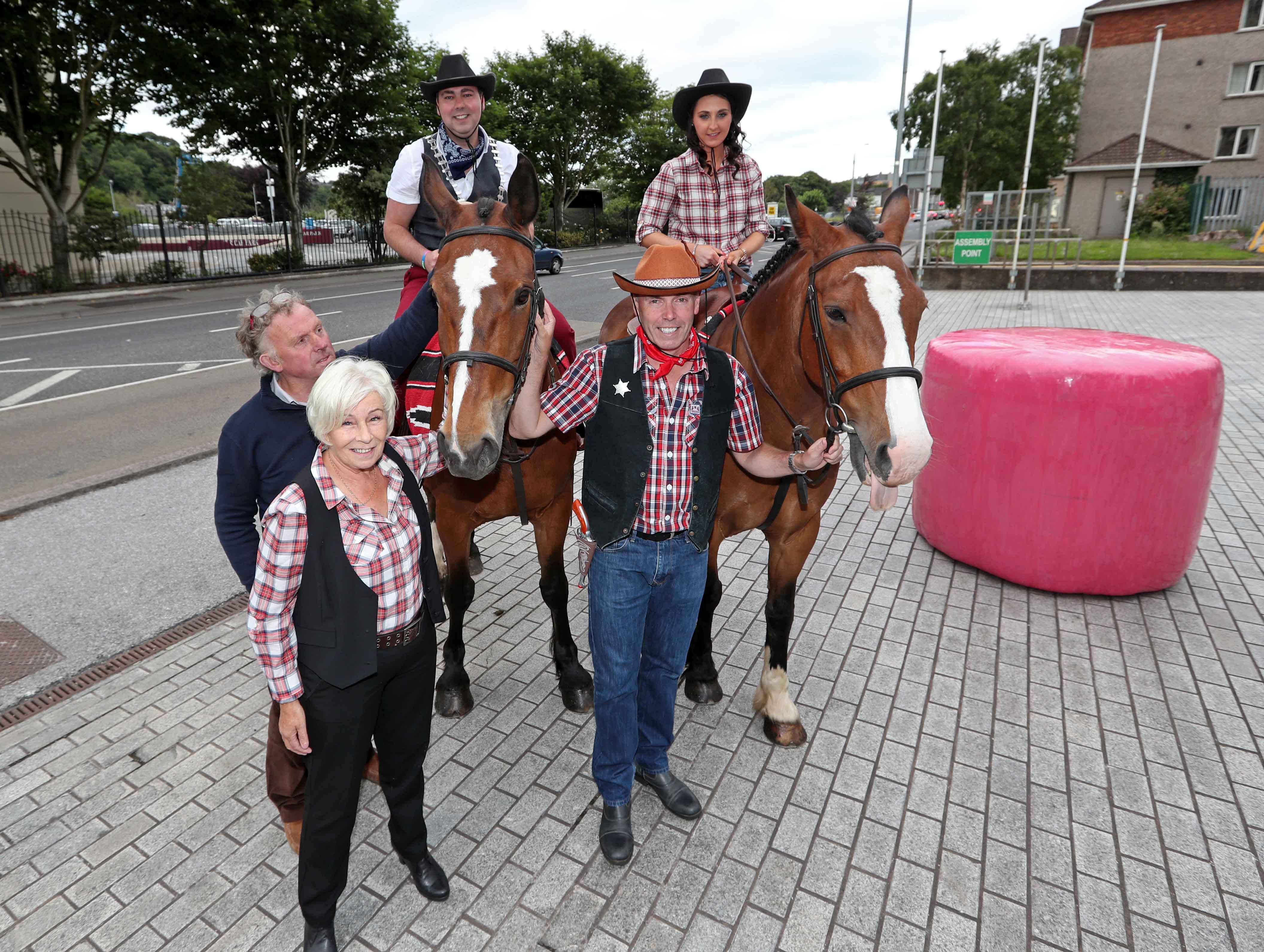 Cork County Mayor is a Cowboy?