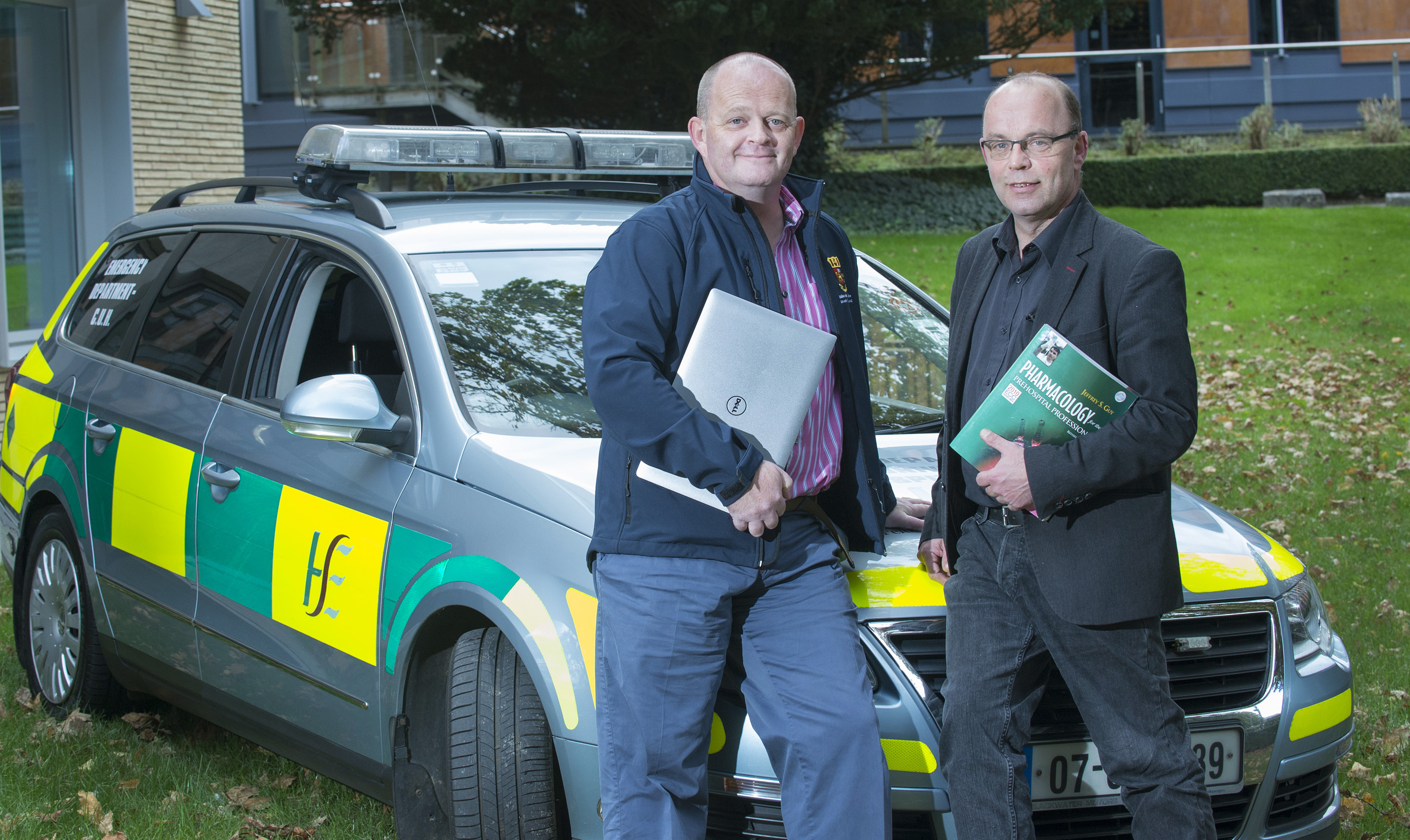 "University College Cork creates new course ""BSc Degree in Paramedic Studies"""