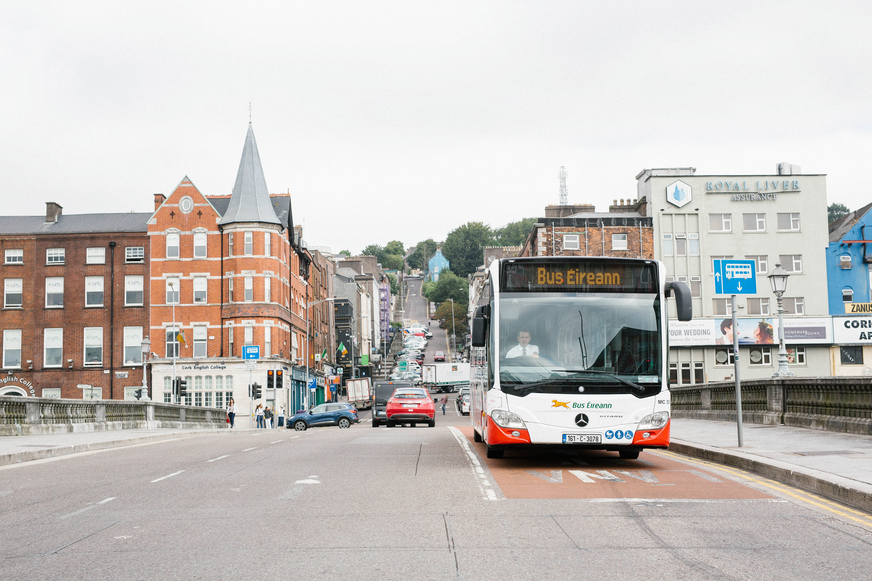 Bus Éireann's late night services for Christmas 2016