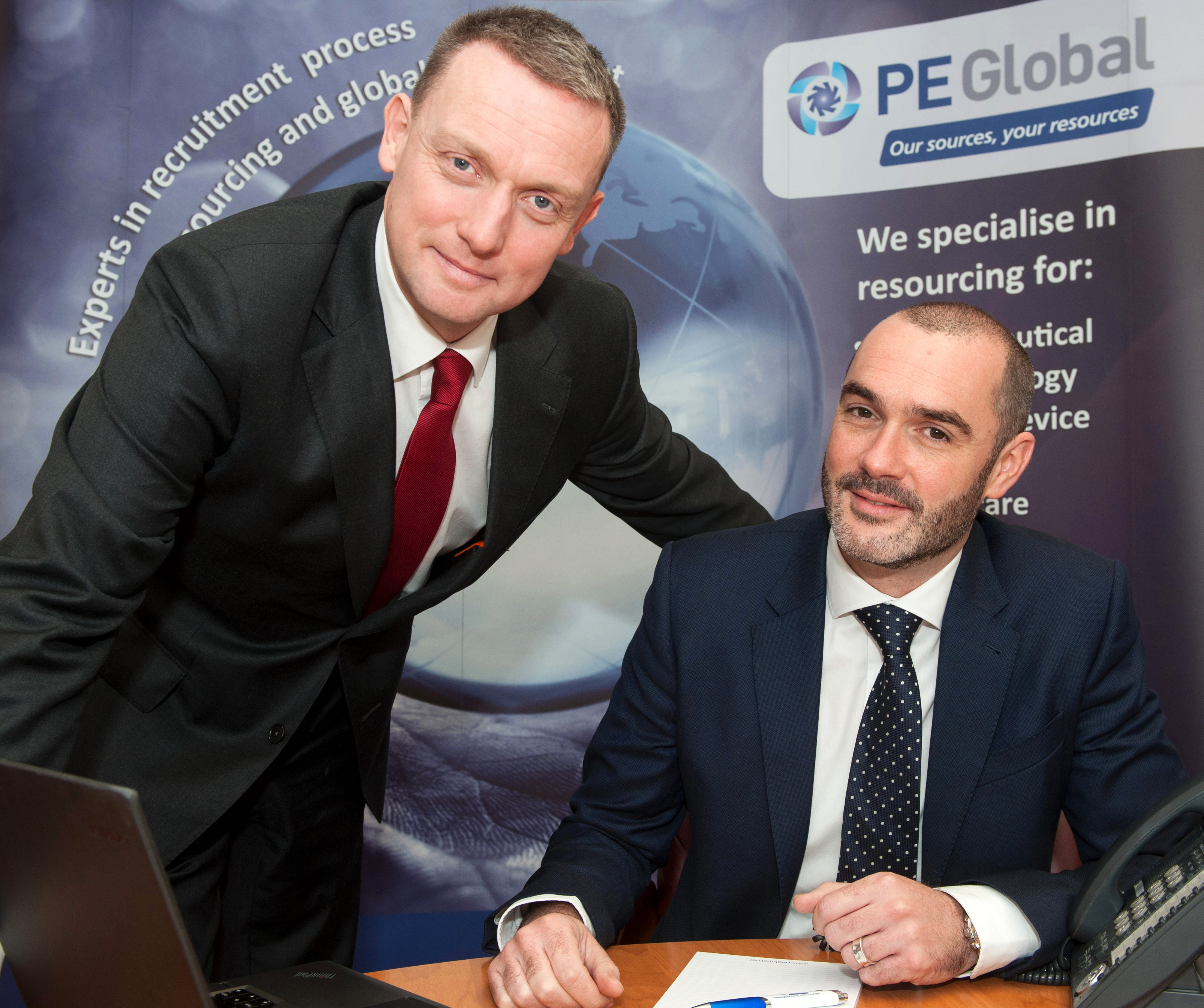 Cork based recruitment firm PE Global expands