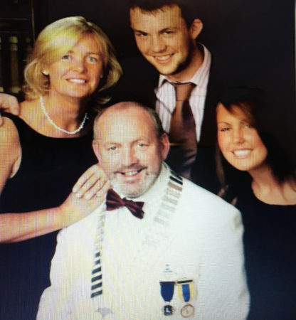 Well known Cork businessman James O'Sullivan dies of cancer aged 58