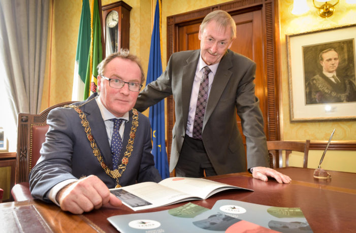 ALCOHOL ADDICTION TREAMENT: Tabor Lodge Annual Report 2016 launched by Lord Mayor of Cork