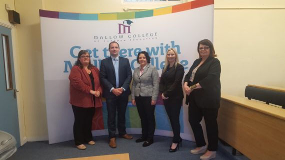 NORTH CORK: Mallow College secures as 'CPA' – Certified Public Accountants in Ireland – status