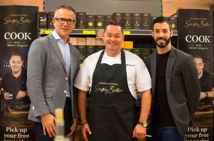 PHOTOS: Celebrity chef Neven Maguire visits Dunnes Stores, Bishopstown Court, Cork