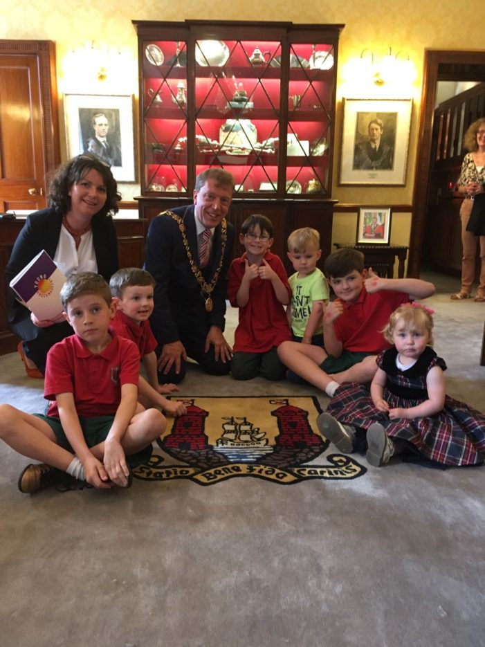 SOCIAL INCLUSION: Cork Lord Mayor launches 'Young Knocknaheeny Programme' – early intervention