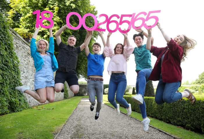 LEAVING CERT: Students and parents can call eir Freephone Helpline on 1800 265 165