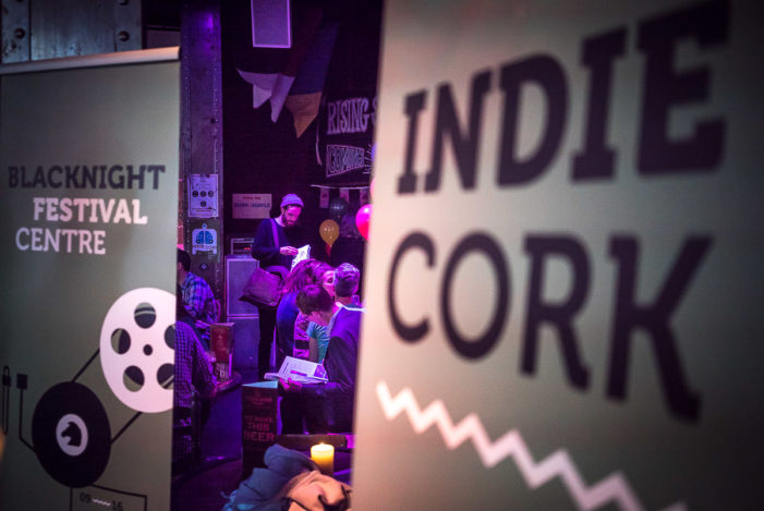 ARTS: IndieCork Film Festival Centre secures sponsorship from Blacknight Hosting